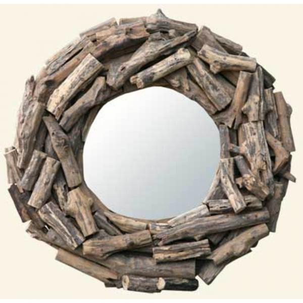 Round Mirror Erotion