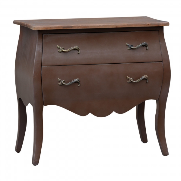 Transylvania Chest of Drawers - Brown