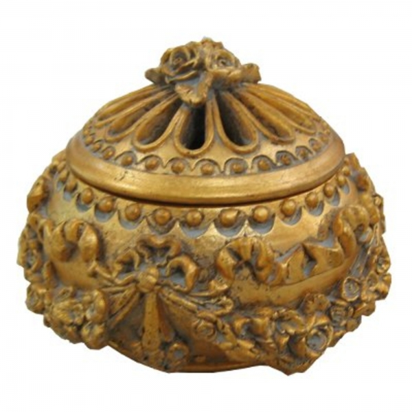 Jewellery Box - Gold
