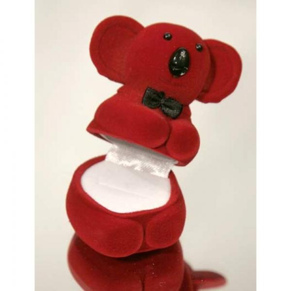 Jewellery Box - Red