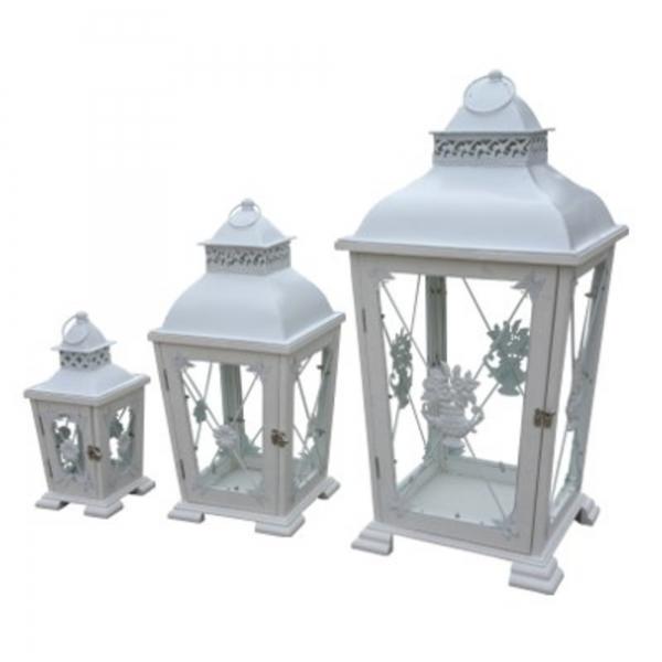 Rustic Lanterns (set of 3)