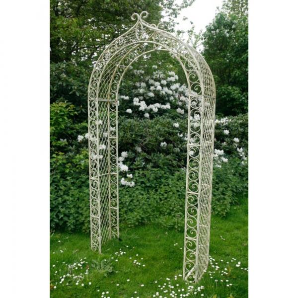 Metal Garden Trellis Archway