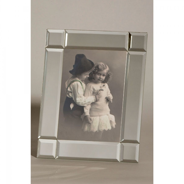 Venetian Mirror Portrait Photo Frame