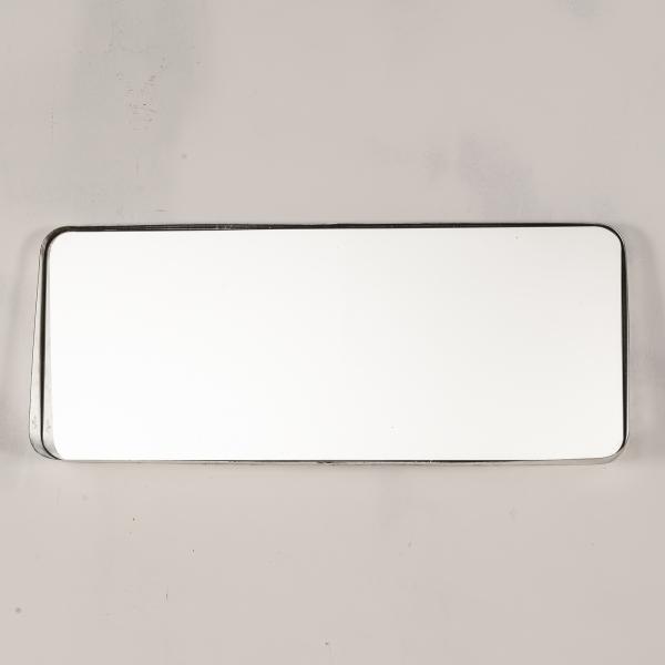 Gin Shu Metal Mirror - Silver Gilt Leaf EXTRA PACKAGE