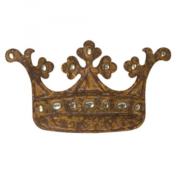 Vintage Primavera Metal Crown