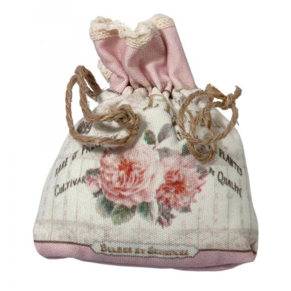 Vintage Primavera Potpourri Lavender Satchet