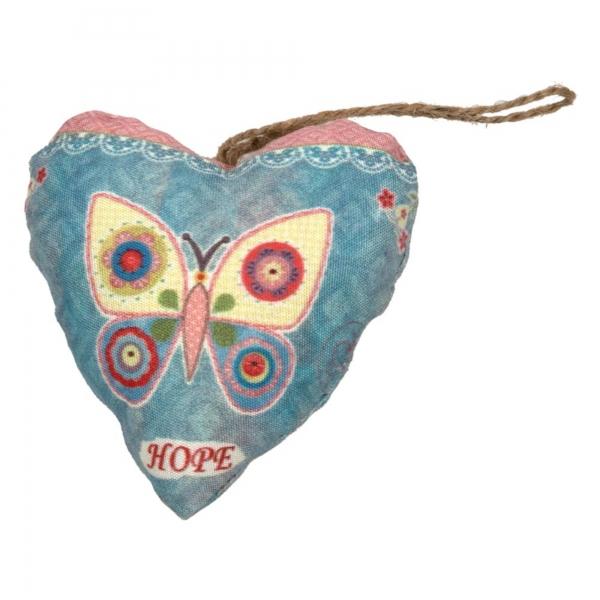 Vintage Primavera Aveda Scented Heart