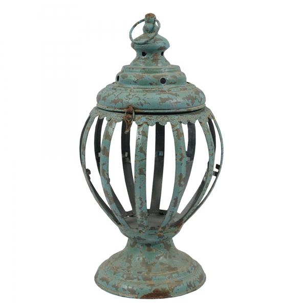 Vintage Primavera Metal Lantern