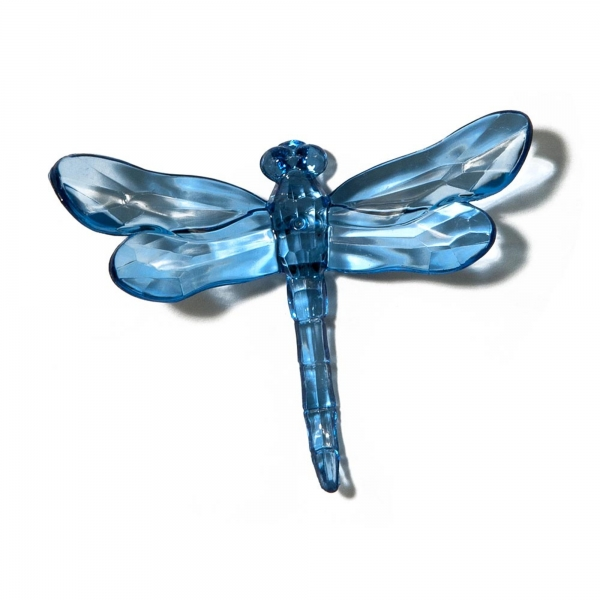 Royal Blue Dragonfly with Spike