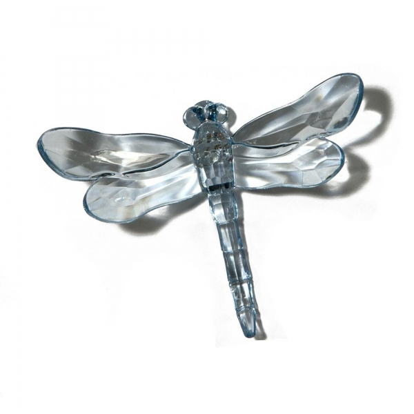 Water Blue Dragonfly with Spike