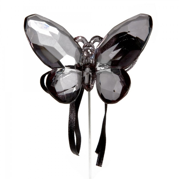 Smoked Butterfly with Ribbon