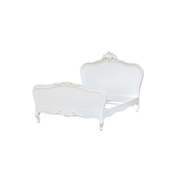 Silver Bed 140 cm