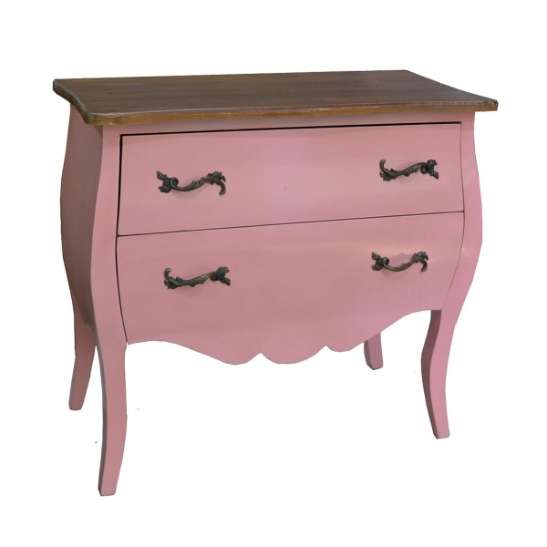 Transylvania Chest of Drawers - Pink