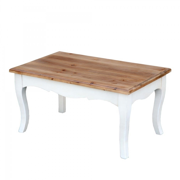 Transylvania Coffee Table - Antique White