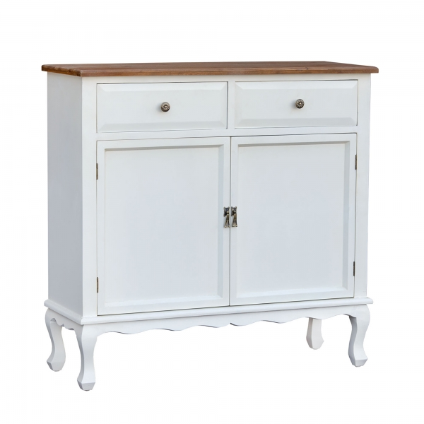 Transylvania Sideboard Cabinet - Antique White