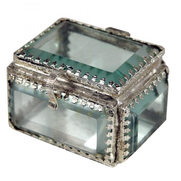 Jewellery Box - Silver