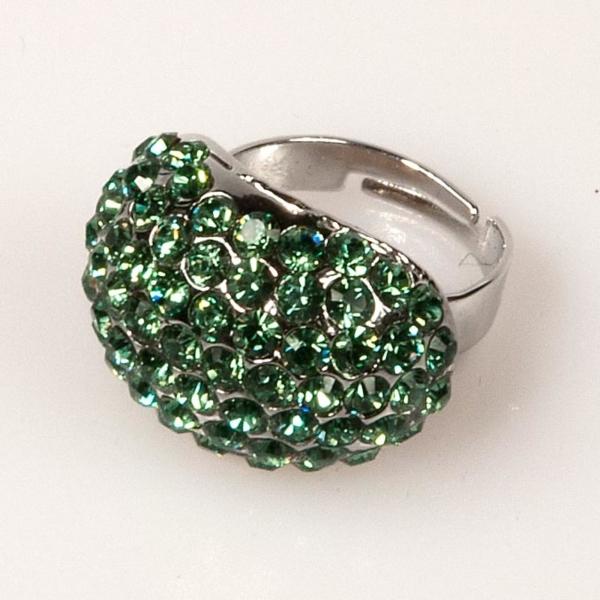 Oval Shape Ring - Ernite