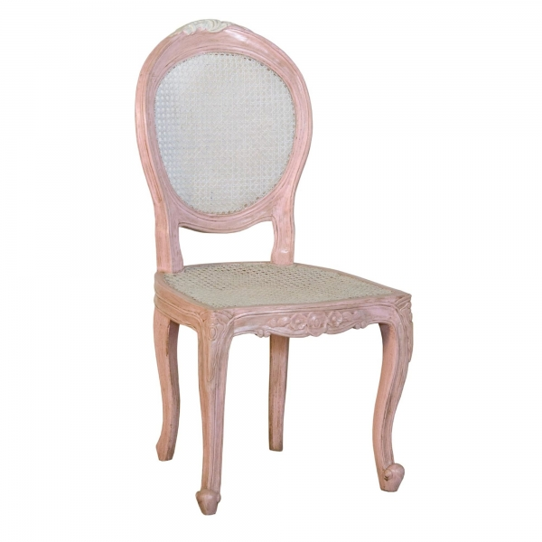 Isabella Dining Chair - Pink