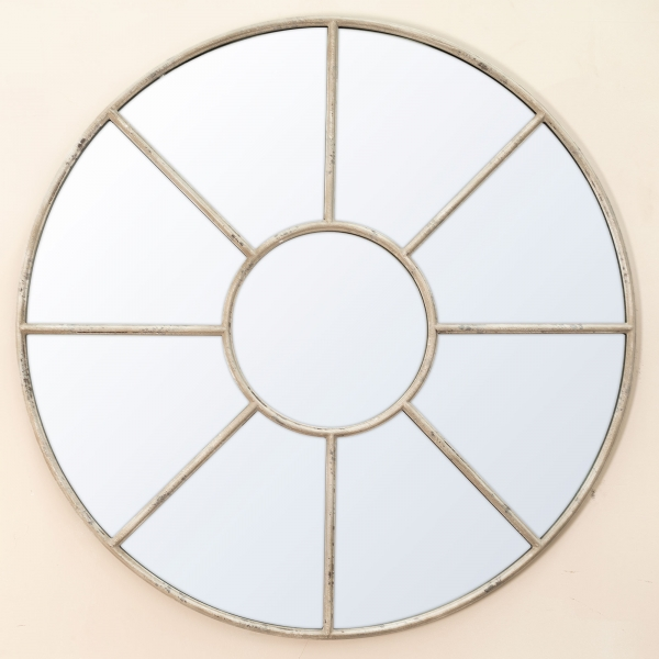 Tamworth Round Mirror