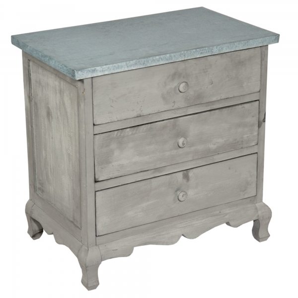 Chest of Drawers - Rustic Grey