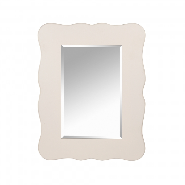 Rose White Mirror - Soft White