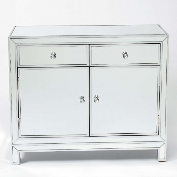 Chauteaneuf Mirrored Sideboard Cabinet