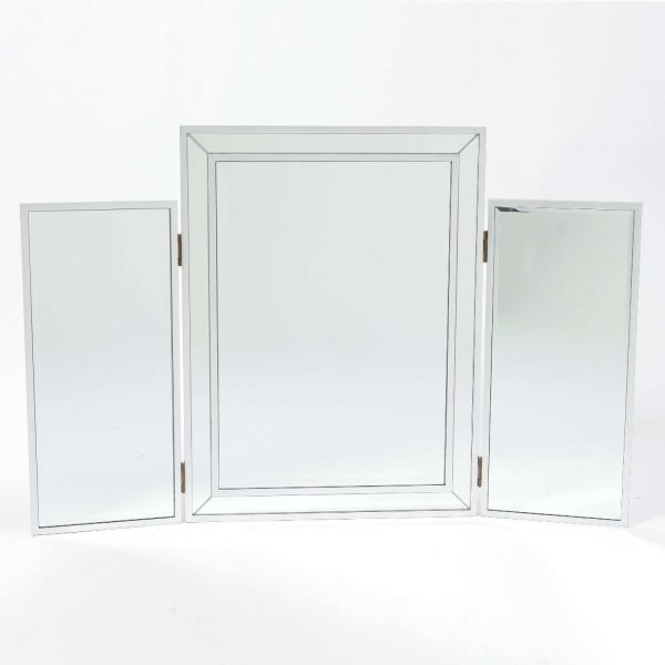 Chauteaneuf Table Top Mirror
