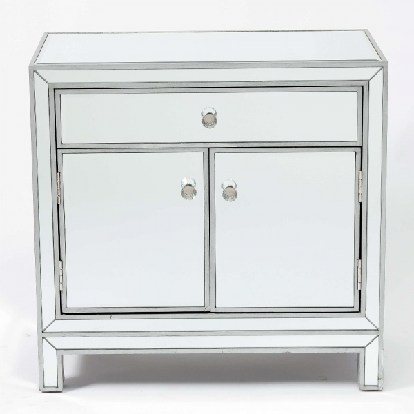 Chauteaneuf Mirrored Cabinet Sideboard