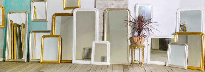 Louis Philippe Mirrors
