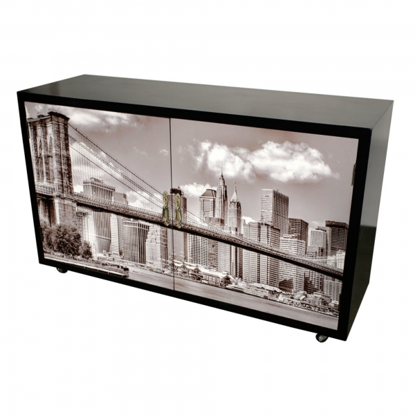 Occasional Sideboard Cabinet - Black