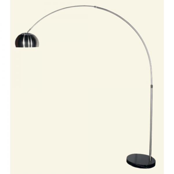 Adjustable Floor Lamp - Black