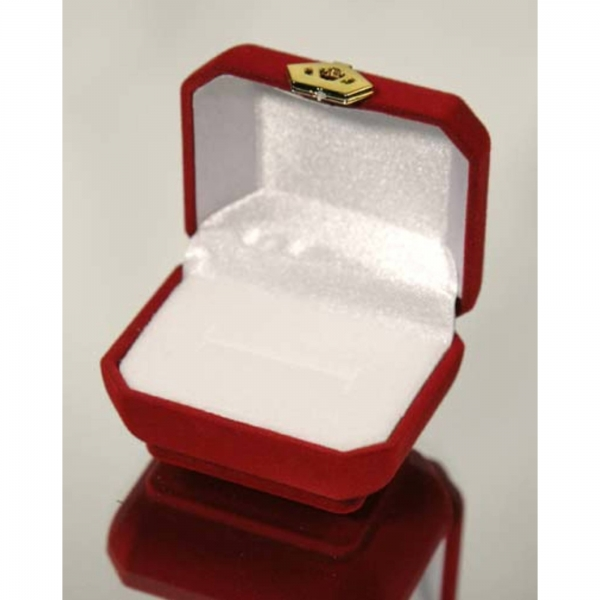 Jewellery Box - Red