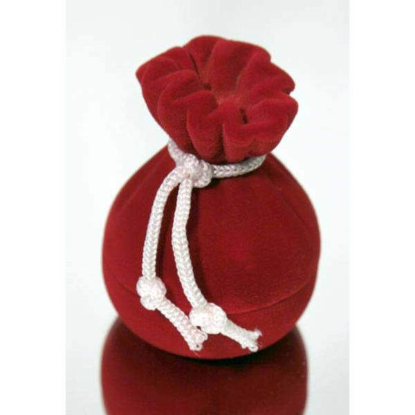 Jewellery Gift Bag - Red