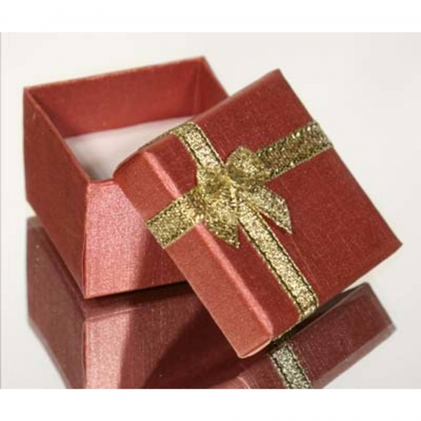 Jewellery Gift Box - Red