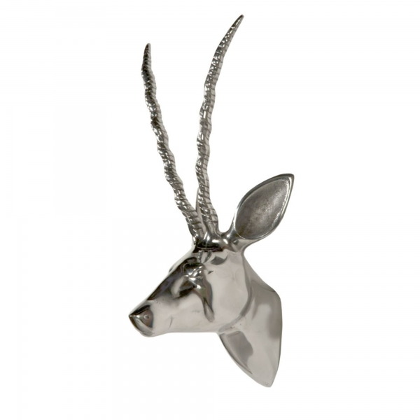 Aluminium Wall Head Stag