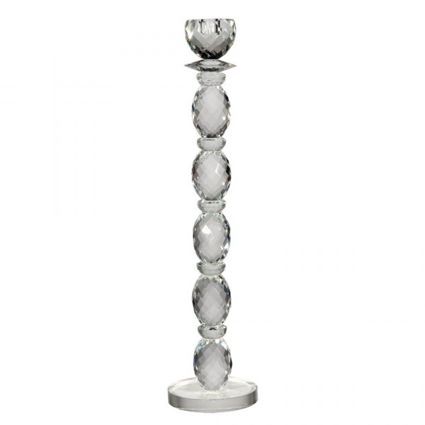 Crystal Candle Holder size - 2