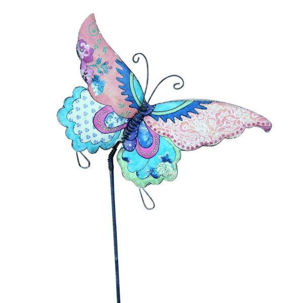Vintage Primavera Butterfly with Spike