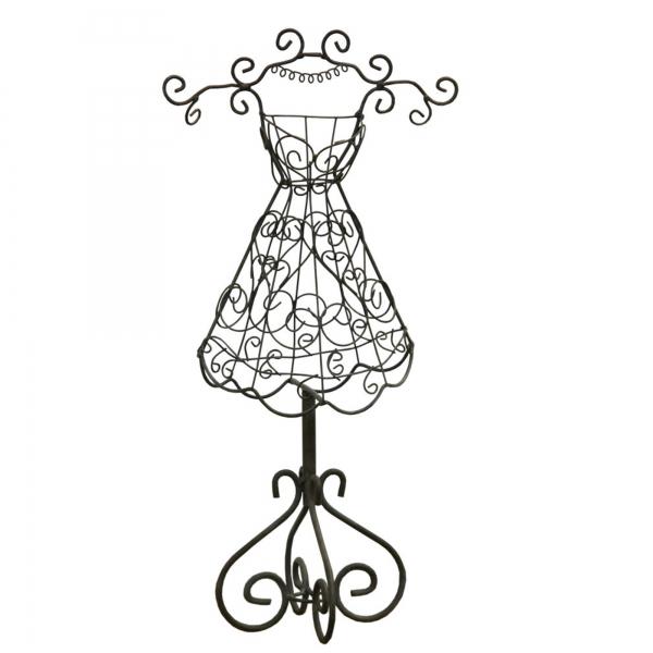 Vintage Primavera Metal Wire Mannequin