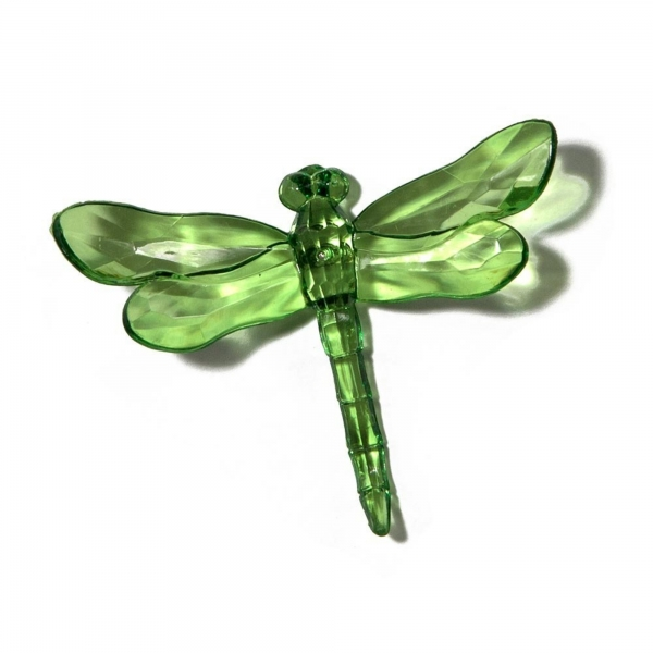 Green Dragonfly with Spike