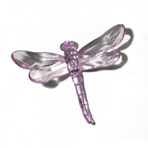 Lilac Dragonfly with Spike