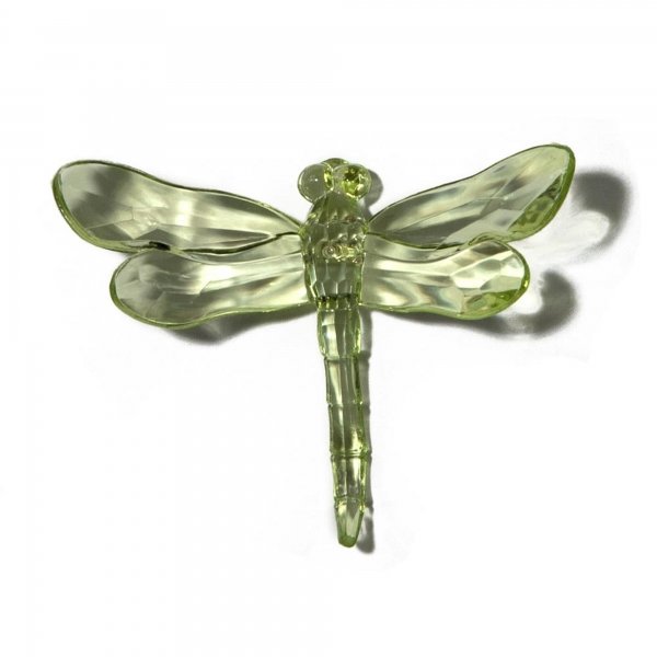 Mint Green Dragonfly with Spike