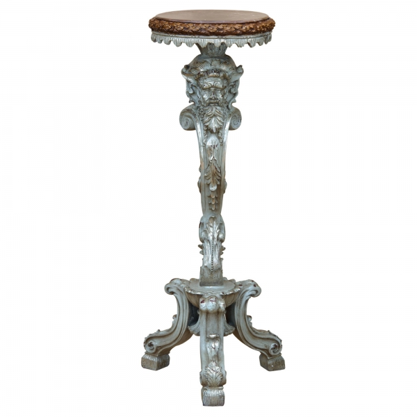 Plant Stand - Silver
