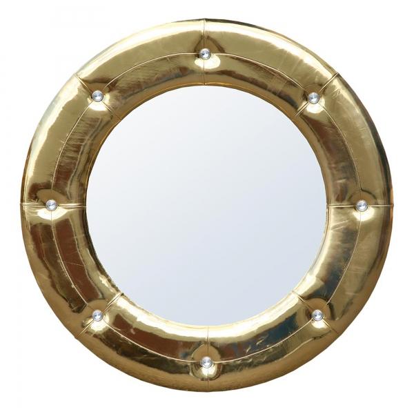 High Gloss Mirror - Gold