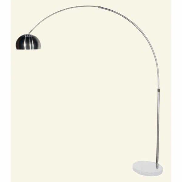 Adjustable Floor Lamp - White