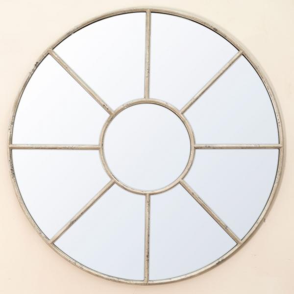Tamworth Round Mirror