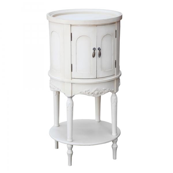 Cabinet - Antique Cream