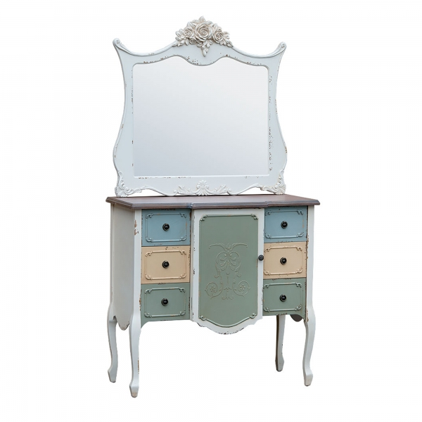 Paras Sideboard Cabinet with Mirror