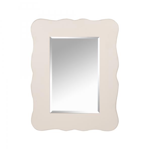 Rose White Mirror - Soft White