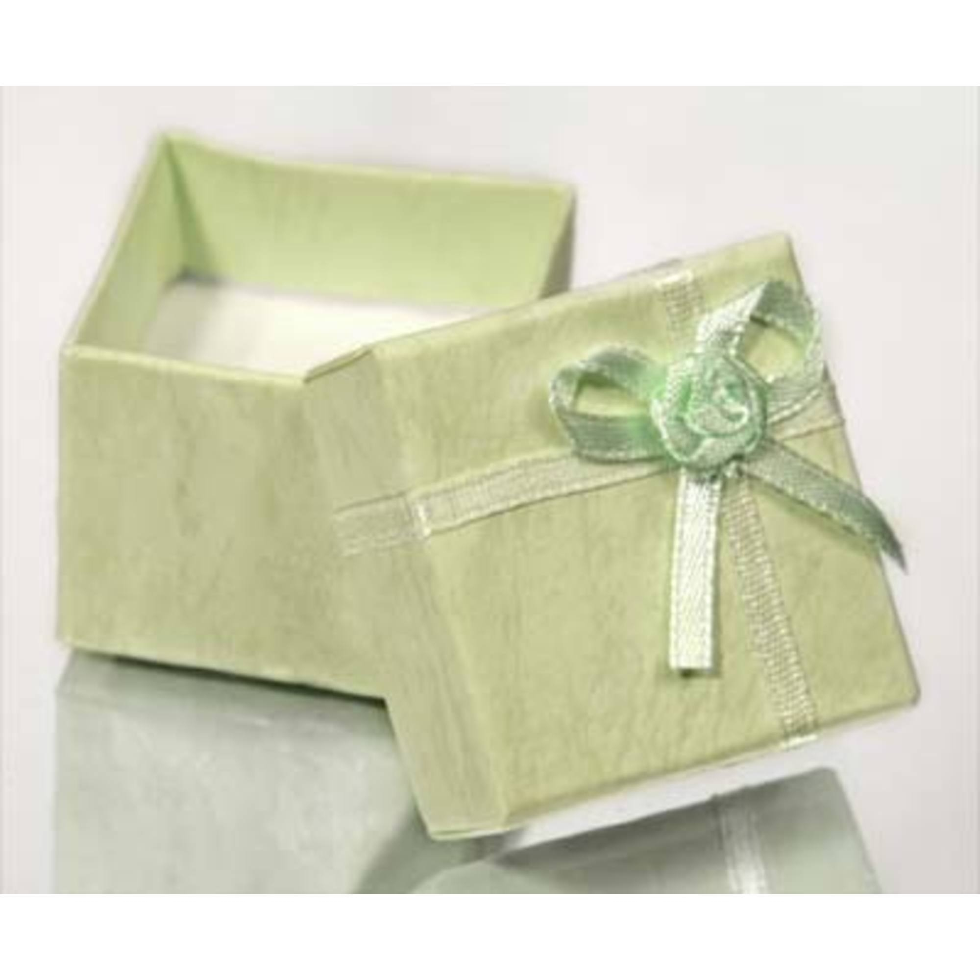 Jewellery Gift Box - Green