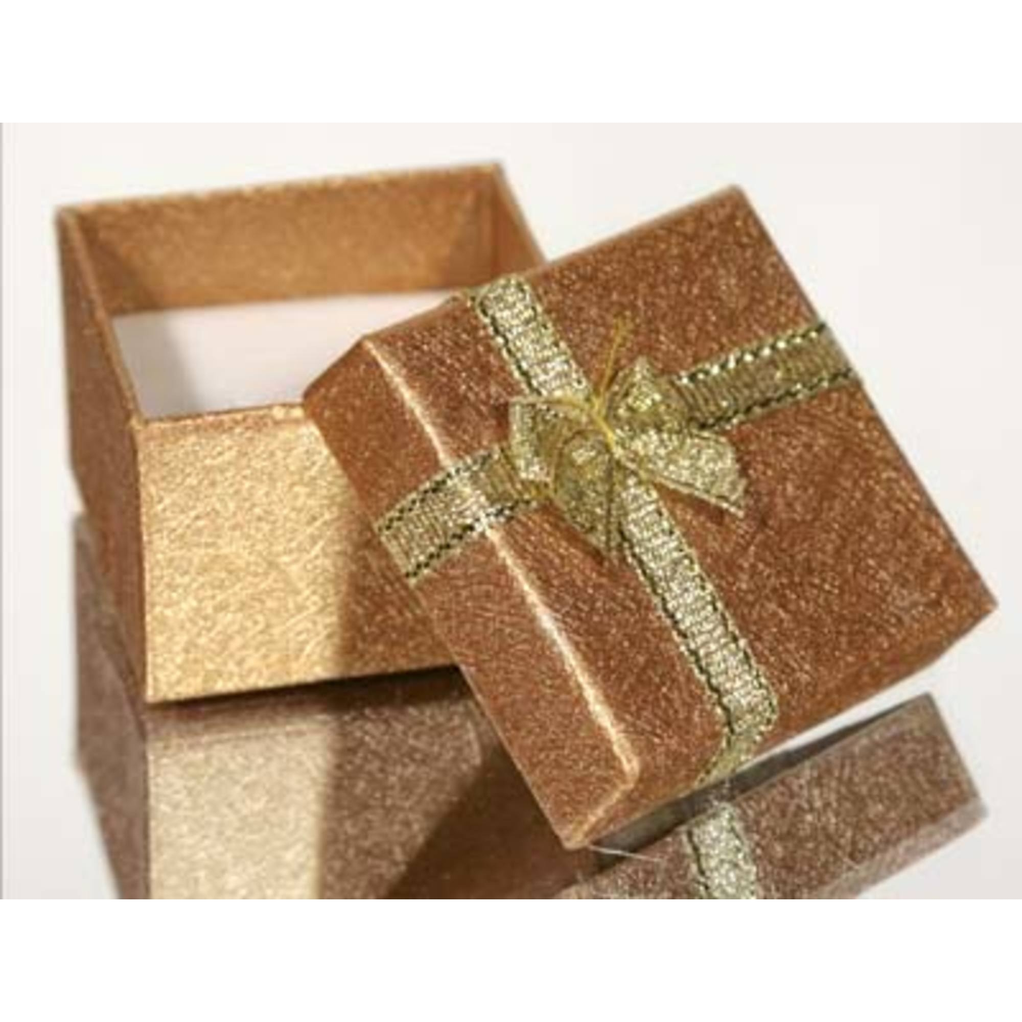 Jewellery Gift Box - Gold
